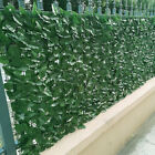 Artificial Leaf Hedge Fence Garden Patio Fencing Roll Privacy Screening Cover