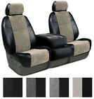 Coverking Alcantara Custom Seat Covers for Dodge Dart $243.2 USD on eBay