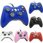 USB Wired Game Pad Controller for Microsoft Xbox 360 PC Windows ga