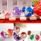 Quartz Drop Ball Silicone Mold Mould for Jewelry Making Handmade Necklace Code