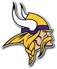 MINNESOTA VIKINGS NFL CAR TRUCK WINDOW 3M DECAL STICKER USA FOOTBALL BUMPER Yeti on eBay