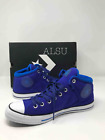 Sneakers Men's Converse Chuck Taylor All Star High Top Street Canvas Indigo Blue