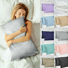 2019 100% Pure Mulberry Silk Pillow Case Luxurious 6 Colors Home Accessories image