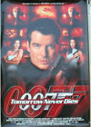 237470 007 P Brosnan TOMORROW NEVER DIES Movie 1997 WALL PRINT POSTER AU $19.95 AUD on eBay