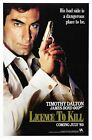 232569 LICENCE TO KILL 1989 MOVIE WALL PRINT POSTER US $18.51 CAD on eBay