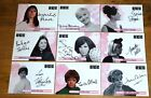 Women of The Avengers - Cult 1960s UK TV - Various Autographed Trading Cards $11.25 USD on eBay