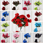 56 CHRYSANTHEMUMS Flowers Wedding Bouquet Party Centerpieces Wholesale SALE