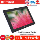 """10.1"""" 2 In 1 For Android 5.1/windows10 Dual System Tablet Laptop 4g+64g 100-240v"""