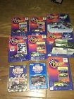 Dale Earnhardt sr diecast lot 9 packs