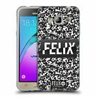OFFICIAL FELIX THE CAT CUBED SOFT GEL CASE FOR SAMSUNG PHONES 3
