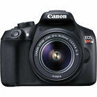 Canon EOS Rebel T6 18 MP Digital DSLR Camera + EF-S 18-55 IS II Lens Kit - NEW