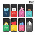 BTS BT21 Official Authentic Goods Card Pocket Bumper Case By Case Gallery + #