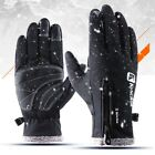 Winter Warm Thermal Ski Gloves Windproof Snowboard Snow Motorcycle Skiing Gloves