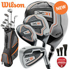 Wilson X-31 Men's Full Golf Package Set Steel/Graphite Shafts - NEW! 2019