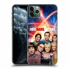 OFFICIAL THE BIG BANG THEORY KEY ART HARD BACK CASE FOR APPLE iPHONE PHONES