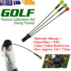 Golf Swing Training Aid Trainer Practice Tool Strength Tempo Training Equipment