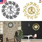 3D Large Wall Clock Home Fashion Decorative Creative Mute Clock Kit Flower USA