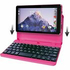 """RCA Voyager Pro 16GB 7"""" Wi-Fi Quad-Core Android 8.1 Tablet w/Keyboard ALL COLORS"""