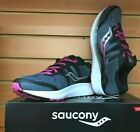 SAUCONY RIDE ISO S10444-4 SLIP/PUR Women's Running Shoes Medium Size:6.5/ 7/ 7.5