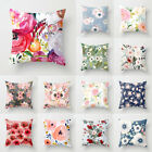 45*45 Flower Pattern Decorative Cushion Cover Pillow Home Decor Pillow Cover New