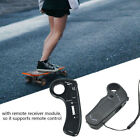 Electric Skateboard Remote Control 4 Wheeled 4 Speed Modes W/ Power Indicator image