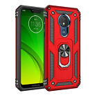 for MOTOROLA MOTO G7 POWER/PLAY/PLUS/SUPRA/OPTIMO/MAXX [Ring] Phone Case Cover