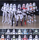 """Star Wars 3.75"""" Trooper Action Figure Republic Elite Forces Legacy Collection $9.99 USD on eBay"""