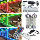 US 10ft 500ft RGB Store Front LED Window Module Supper Bright Sign Display Lamp
