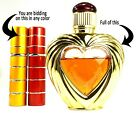 Victoria's Secret HEART SHAPED Rapture Original Cologne 5ml DECANT ATOMIZER $12.46 USD on eBay