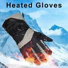 Temperature Adjustment Heated Gloves Battery Thermal Winter Electric Fishing