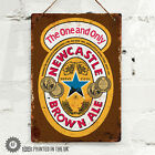 PUB Collection Metal Wall Sign Bar Garage Shed Mancave Beer Lager Gin Cider Rum