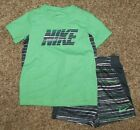 NIKE Boy's Set Shirt & Shorts 4T Short Sleeve OR Sleeveless