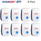 20 Ultrasonic Pest Repeller Plug in Control Electronic Repellent Mice Rat Reject