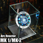 Arc Reactor model DIY MK1 LED Chest Light USB Power Movie Props Collection Sanwo
