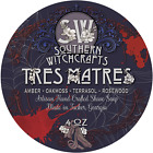 Southern Witchcrafts Shave Soap - Tres Matres - Vegan