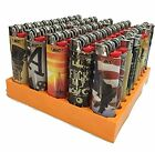 Full Size Big BIC Lighters Multi Purpose Assorted Designs Lighter ~BIC $29.95 USD on eBay