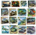 1/100 Scale Zvezda Wargaming Model Kits 4.99 EACH Your Choice Item 6101-6265