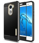 For Huawei Ascend XT 2 H1711/Elate 4G Phone Case Cover + Glass Screen Protector