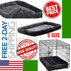 5 SIZE Blanket Puppy Pet Bed for Dog Cat Crate Mat Soft Warm Pad Home S-XXL
