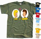 Beavis i Butt-Head V7 Serial TV 1993 cartoon movie T SHIRT All sizes S to 5XL