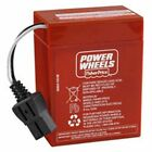REPLACEMENT BATTERY FOR FISHER PRICE HOT WHEELS LAMBOGHINI POWER WHEELS