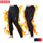 Mens Compression Pants Base layer Winter Sports Thermal Cold Gear Micro Fleece