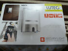 LUTEC LED SECURITY LIGHT VESTA ST1906 CAMERA WIFI PHONR APP BNIB
