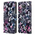 OFFICIAL NINOLA FLORAL LEATHER BOOK WALLET CASE COVER FOR SAMSUNG PHONES 2