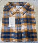 New with tags Men's Croft & Barrow Plaid Flannel Shirt XL & XXL Sizes 11 colors!