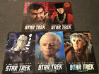 Dave and Buster's Star Trek VILLAINS Regular & Limited Edition Cards on eBay