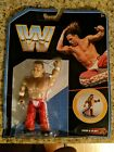 (3B2) Shawn Michaels WWE Retro Series 7 Mattel Toy Wrestling new damaged package