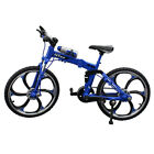 1Pc Bike Model Creative Durable Bicycle Figurine Decor Bike Model for Collection