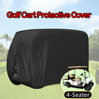Full Waterproof Outdoor Car Dust Cover for 4 Seater Golf Cart EZ Go Club Car New