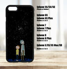 Rick and Morty iPhone Case 6 7 8 or Plus, X XS XR XS Max 11 Pro 11 Max a